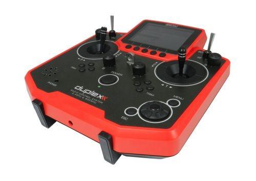 Duplex 2,4 EX Handsender DS-12 Rot