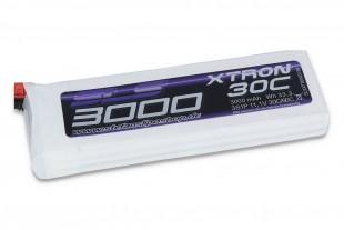 SLS XTRON 3000mAh 3S1P 11,1V 30C/60C