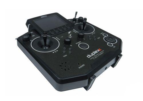 Duplex 2,4 EX Handsender DS-12 Schwarz