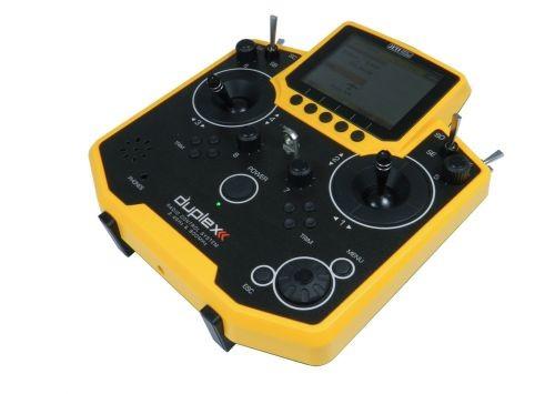 Duplex 2,4 EX Handsender DS-12 Gelb