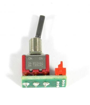 Schalter kurz 2 Pos. für JETI Pultsender