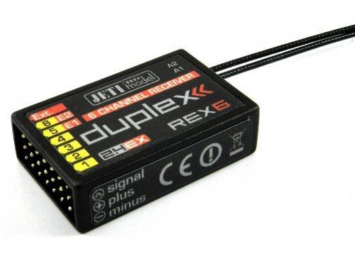 DUPLEX 2.4EX Empfänger REX 6