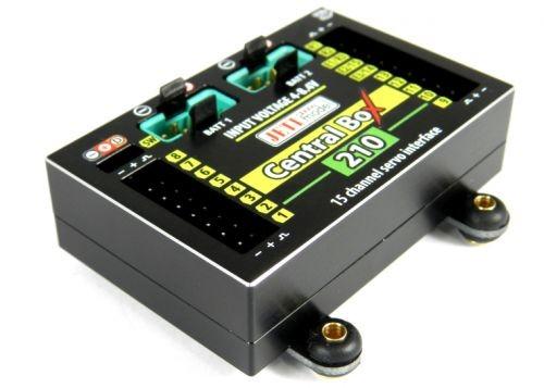 DUPLEX 2.4EX Central Box 210 mit Magnetschalter